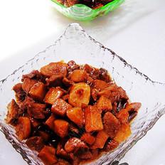 杏鲍菇肉酱的做法