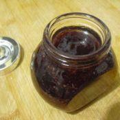 紫葡萄果酱的做法