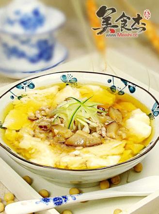 老北京豆腐脑儿的做法