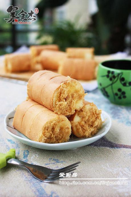 肉松单件卷产品成本的调味品蛋糕也称为6图片