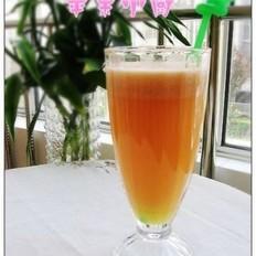 火龙果胡罗卜汁