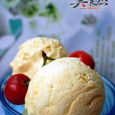 芒果芝士冰激凌的做法