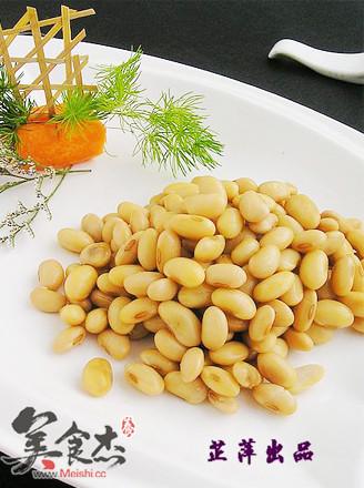 基础煮黄豆的做法