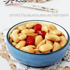 九制陈皮芸豆的做法
