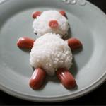 简单又可爱的米饭猪猪