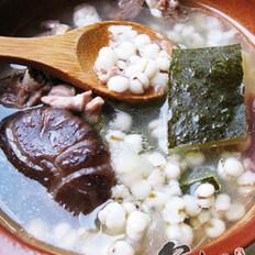 冬瓜薏米老鴨湯的做法