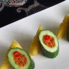 黄瓜盏的做法