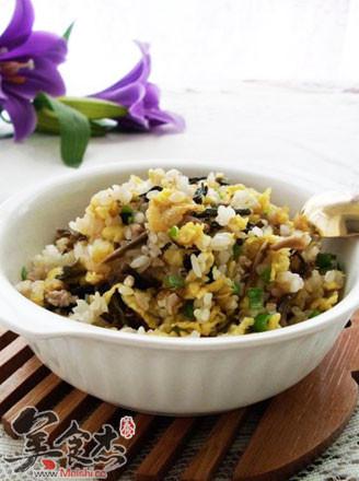 米饭末的做法图解图片