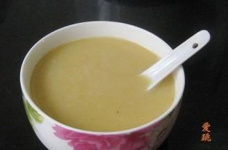 五谷杂粮鲜豆浆的做法