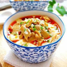 肥肠豆花的做法