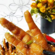 红烧凤爪的做法