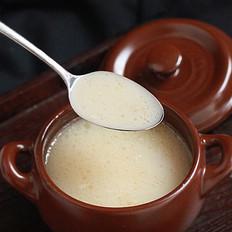 奶香牛骨汤的做法