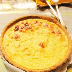 香草乳酪布丁塔的做法