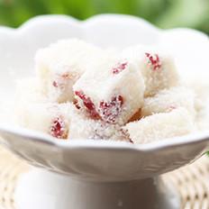 蔓越莓凉糕