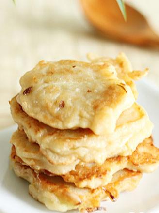 西葫芦虾仁煎饼的做法