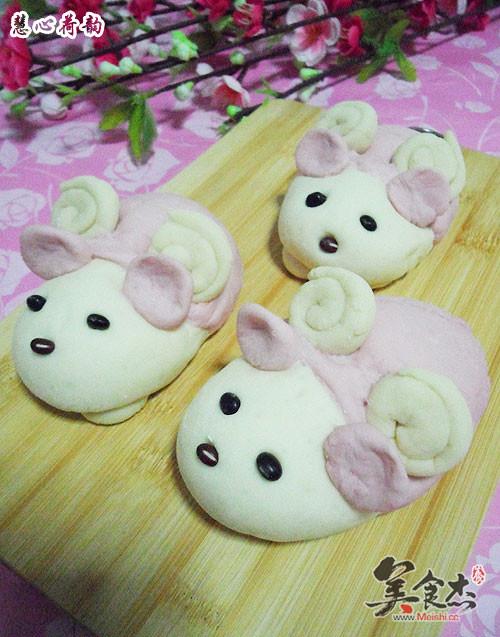 面食手工制作动物