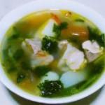 牛肉炖土豆柿子汤