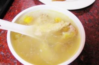 黄皮鸡汤的做法