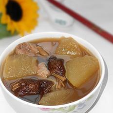 豬腱冬瓜湯的做法