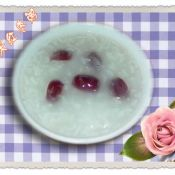 大米紅棗粥