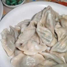 韭菜鸡蛋馅饺子的做法
