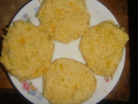 红薯北瓜饼的做法