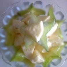 杨桃苹果沙拉
