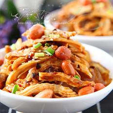 川菜之鸡丝凉粉的做法