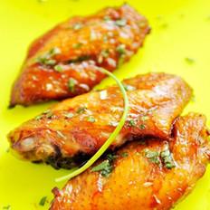 烤腐乳鸡翅的做法