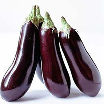 茄子(紫皮,长)