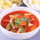 番茄烩蔬菜