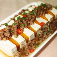 格子豆腐的做法