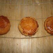 广式红豆月饼