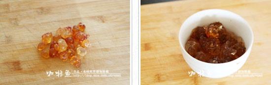白玉桃胶的做法【步骤图】_菜谱_美食杰
