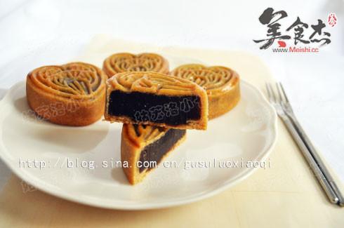 广式月饼 -广式月饼的做法 菜谱