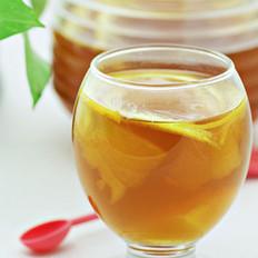 蜂蜜香橙茶的做法