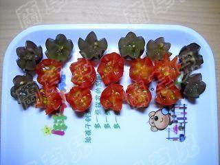 水果拼盘的做法 菜谱