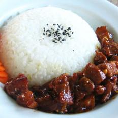 臺式鹵肉飯的做法