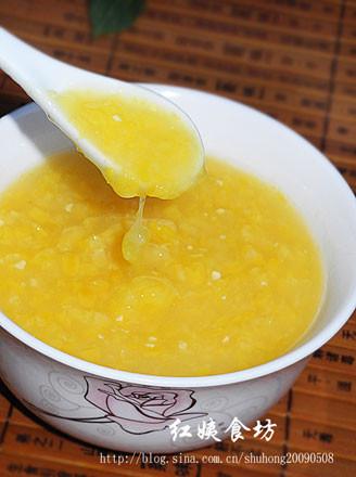 健脾鲜玉米粥的做法