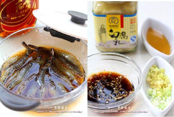 醉虾的做法【步骤图】_菜谱_美食杰
