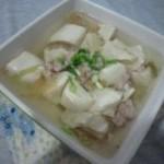 冬菜豆腐汤