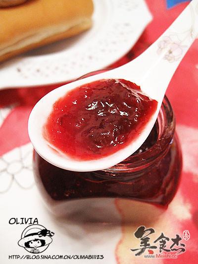 西梅果酱的做法