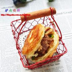 驴肉烧饼的做法