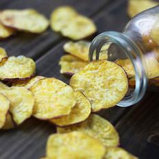 健康薯片的做法