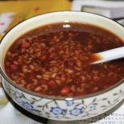 补血养心红豆粥