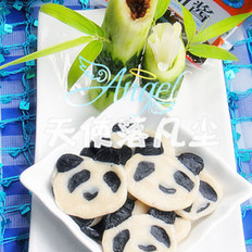 熊猫香菇炸酱面
