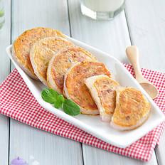 洋葱胡萝卜饼的做法