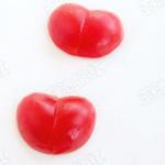 10秒内把小西红柿切成心形
