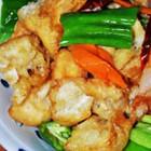 油条烩杂菜