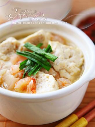 砂锅老豆腐的做法